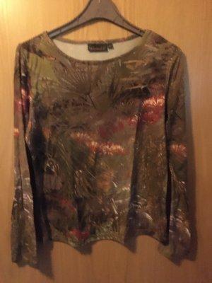 Timberland T-shirt imprimé ocre