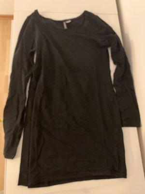 H&M Batik Shirt black