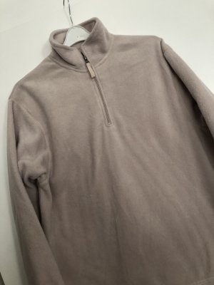 Pull polaire beige