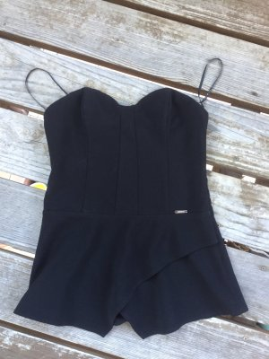 Guess Corsage Top black