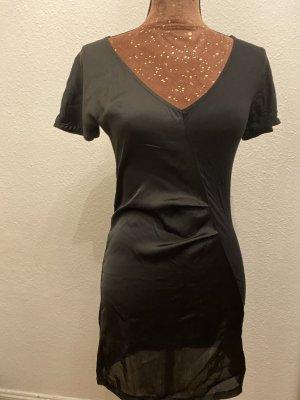 Orsay Camisa con cuello V negro