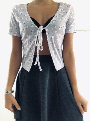 SheIn Tunika jasny fiolet-biały
