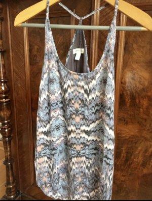 Urban Outfitters Camisola gris pizarra-azul celeste
