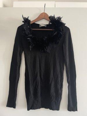 Nicowa Long Top black