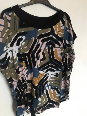 MISS BY CAPTAIN TORTUE Top linea A multicolore