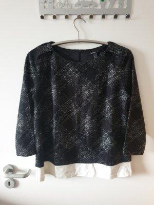 Oberteil Pullover mit Reißverschluß Gr. L von Mango
