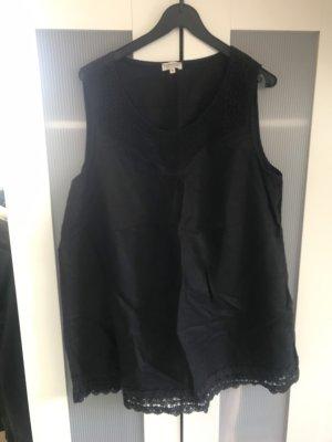Gina Laura Camicia a tunica nero