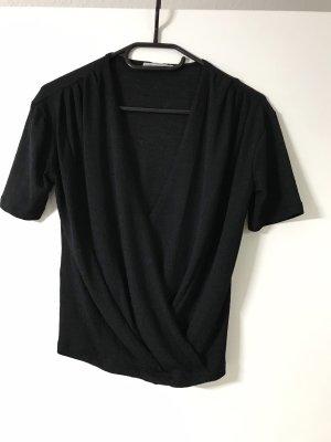 Oberteil schwarz Zara