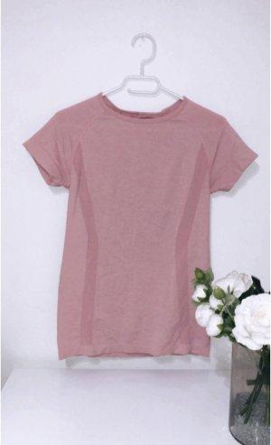Oberteil shirt top tshirt sport rose rosa gym fitness sport