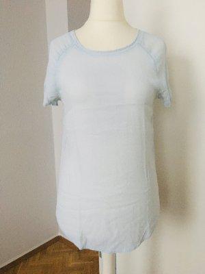 Oberteil Shirt Vero Moda Größe M hellblau