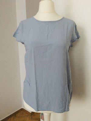 Oberteil Shirt Zalando Größe M hellblau
