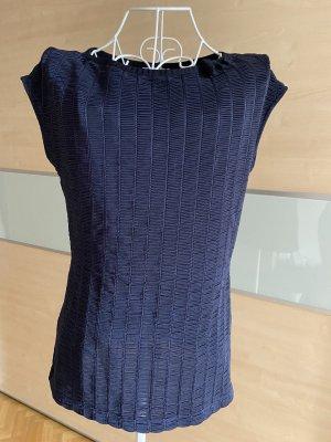 St. emile Camicia lunga blu-blu scuro