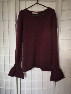 Oberteil, sweatshirt, lila