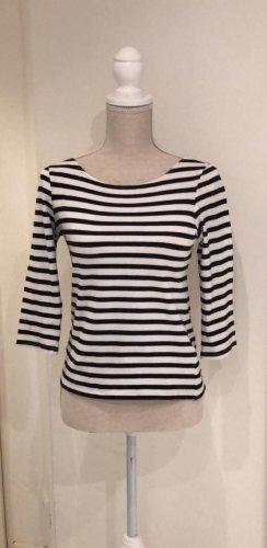 Alba Moda Norwegian Sweater white-black