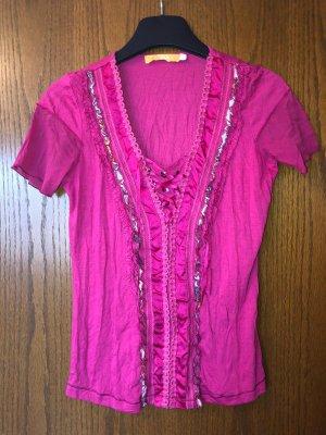 Biba T-Shirt raspberry-red-purple