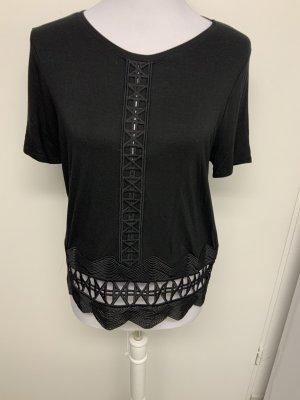 Elie Tahari T-shirt nero