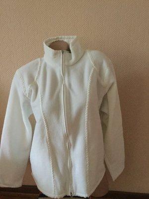 Fleece Jackets white polyester