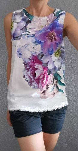 Oberteil von Oasis mit Flower Print