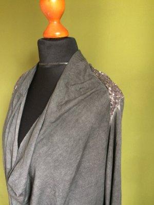 s.Oliver Maglia batik grigio