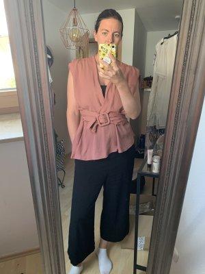 Zara Camicetta a maniche corte multicolore