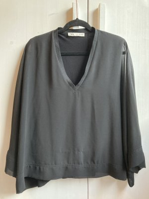 Zara Kimono Blouse black