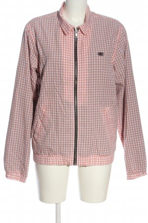 obey Bomber Jacket allover print casual look
