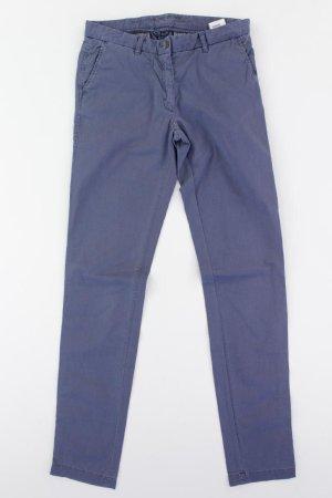 obey Pantalone chino blu-blu neon-blu scuro-azzurro Cotone