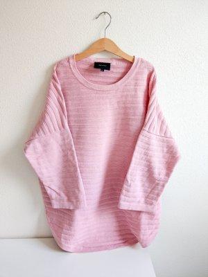 Object Maglione girocollo rosa chiaro