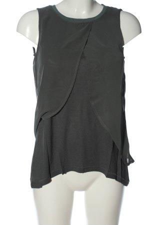 Object Blusa senza maniche grigio chiaro stile casual