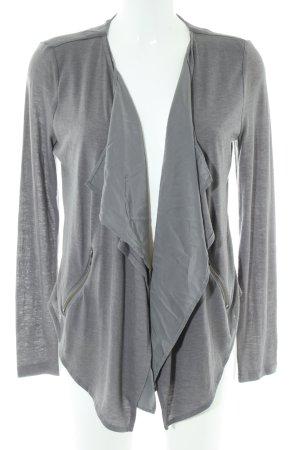 Object Marynarka koszulowa jasnoszary W stylu casual