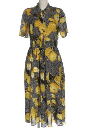 Object Vestido camisero estampado floral look casual