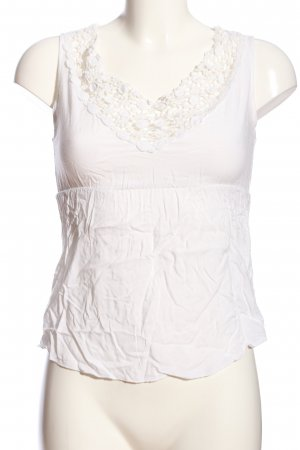 Object Camisole weiß Casual-Look