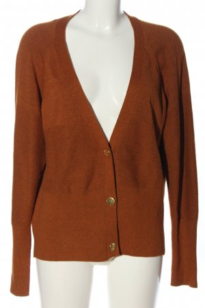 Object Cardigan hellorange Casual-Look
