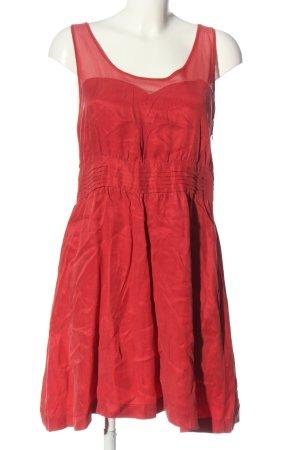 Object Sukienka koktajlowa czerwony W stylu casual