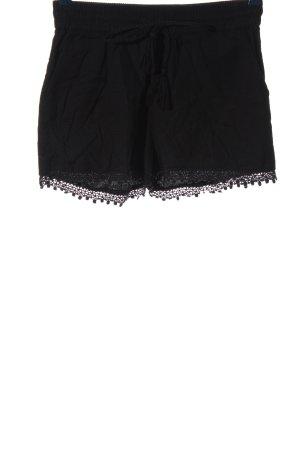Object collectors item Hot Pants schwarz Casual-Look