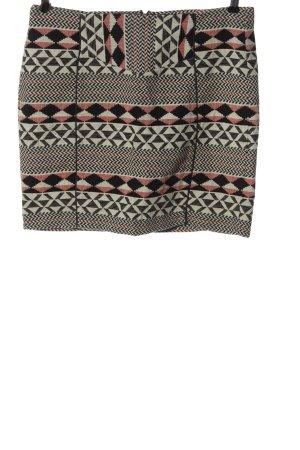 Object collectors item Jupe tricotée motif graphique style décontracté