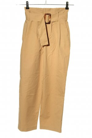 Object High-Waist Hose hellorange Casual-Look