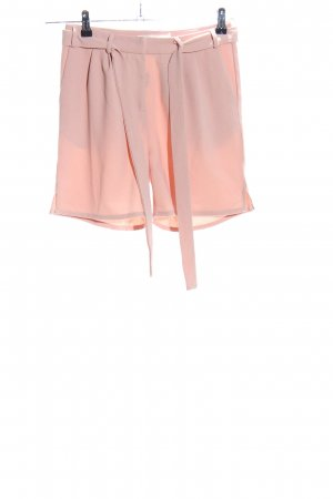 Object High-Waist-Shorts nude Casual-Look
