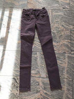 Object Jeans Weinrot