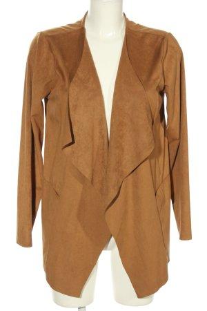 Object Marynarka koszulowa brązowy W stylu casual