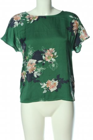 Object Camicetta a maniche corte motivo floreale stile casual