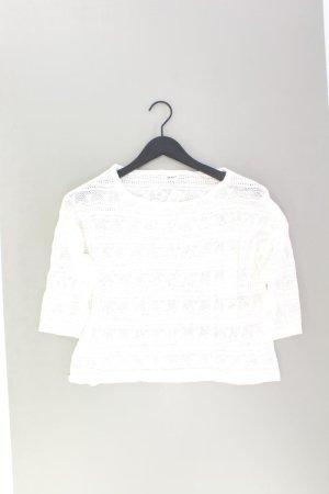 Object Pullover weiß Größe M