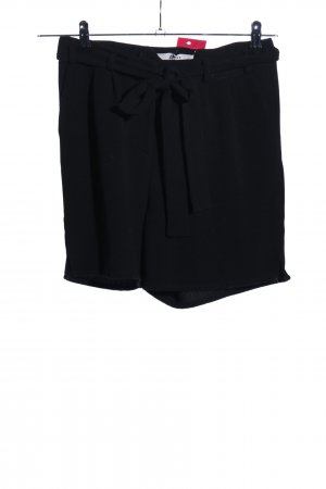Object Shorts schwarz Business-Look