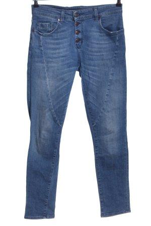 Object Skinny Jeans blau Casual-Look