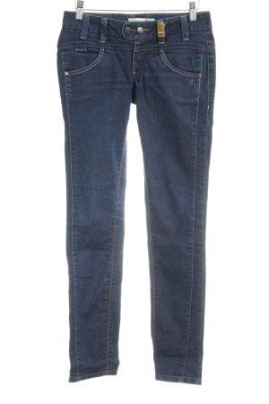 Object Skinny Jeans dunkelblau Casual-Look