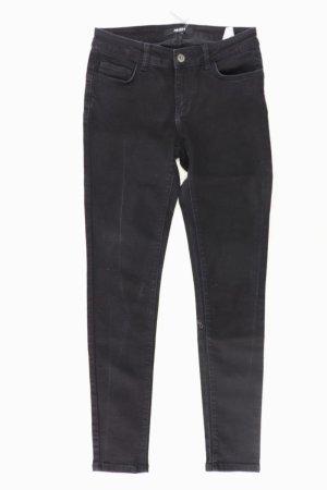 Object Jeansy o obcisłym kroju czarny