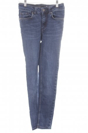 Object Skinny Jeans stahlblau Casual-Look