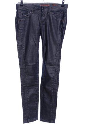 Object Jeans slim bleu style décontracté
