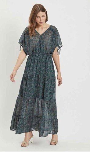 OBJECT Sommerkleid Maxikleid Kleid