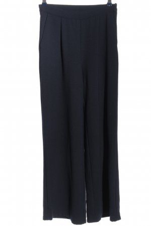 Object Stoffhose blau Casual-Look